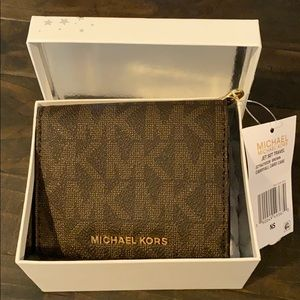 Brand new, in the box, Michael Kors wallet
